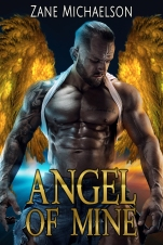 Angel of Mine ebook cover.