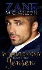 by invitation Jensen ebook cover
