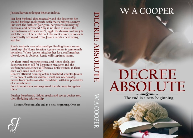 decree absolute paperback cover file
