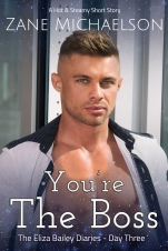 you're the boss kindle cover